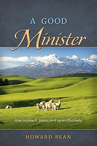 [A Good Minister (by Howard Bean)]
