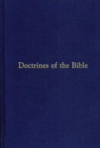 [Doctrines of the Bible]
