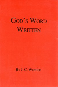 [God's Word Written]