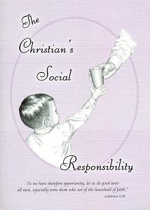 [The Christian's Social Responsibility (by Isaac D. Martin)]