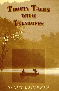 [Timely Talks with Teenagers (by Daniel Kauffman)]
